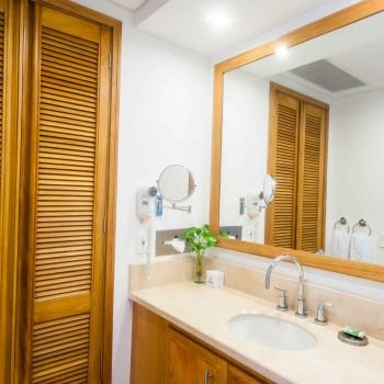 Baño Suite Tipo 1 Irotama del Mar