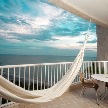 Apartamentos amoblados con vista al mar en Santa Marta