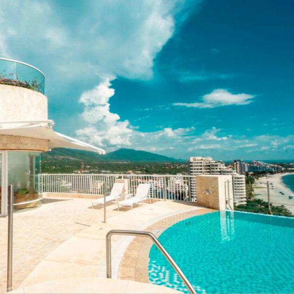 Penthouse Presidencial - Torres Hoteleras