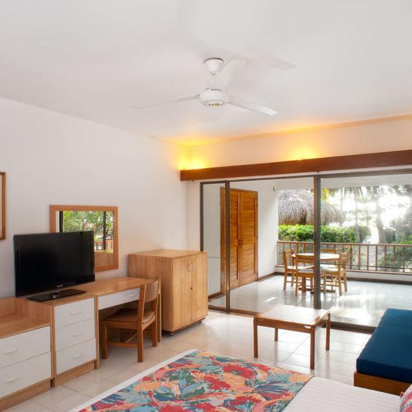Bohío Suite - Habitacion Vista Afuera