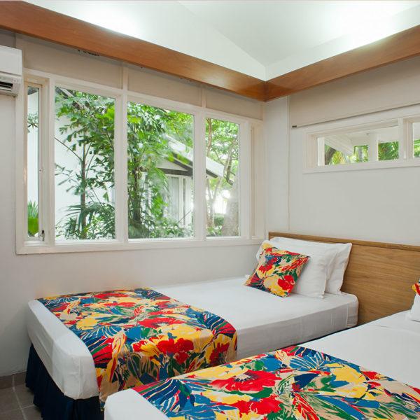 Bungalow Dos Habitaciones - Habitacion