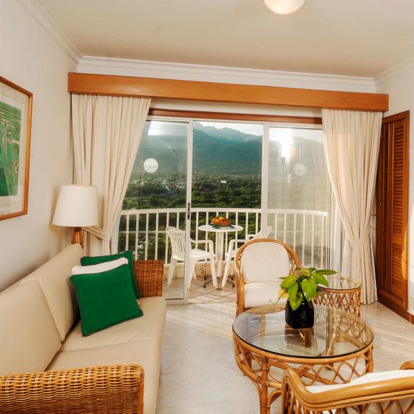 Sala Suite Dos Habitaciones