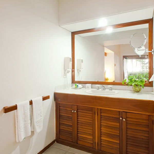 Baño Bungalow Estandar